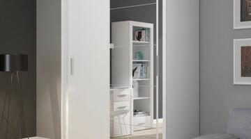 Skříně do ložnice – dominantní prvek každého interiéru
